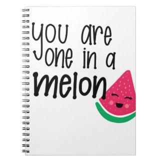 Melon Notebook