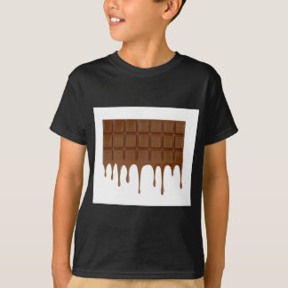 Melted chocolate bar T-Shirt