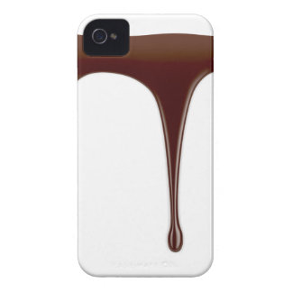 Melted chocolate iPhone 4 case