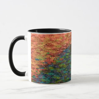 Melted Crayons Mug