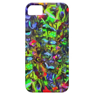 Melted Glass iPhone 5 Cover