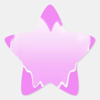 Melted Heart.jpg Star Sticker
