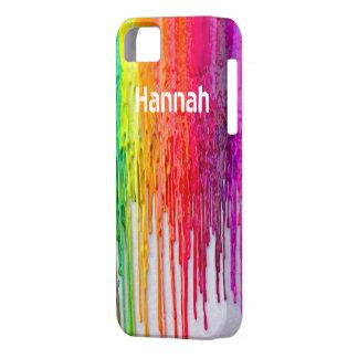 melting crayons iphone 5 case