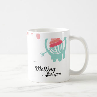 Melting Cupcake Coffee Mug