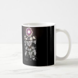 Melting faces coffee mug