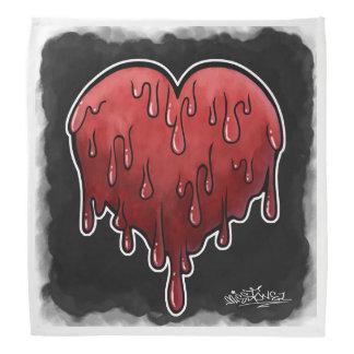 Melting Heart Bandana