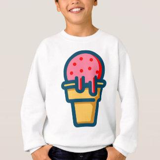 Melting Ice Cream Sweatshirt