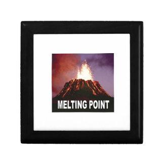 Melting point art gift box