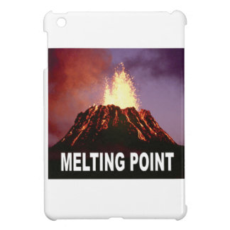 Melting point art iPad mini cases