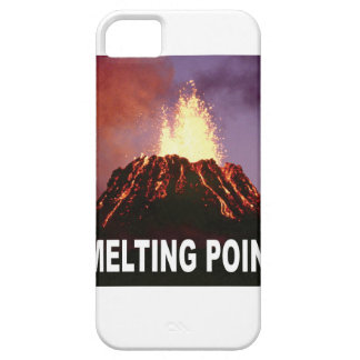 Melting point art iPhone 5 cases