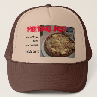 Melting Pot Skillet Trucker Hat