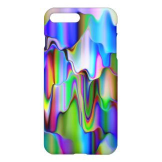 Melting Rainbow Ice-Cream iPhone 8 Plus/7 Plus Case