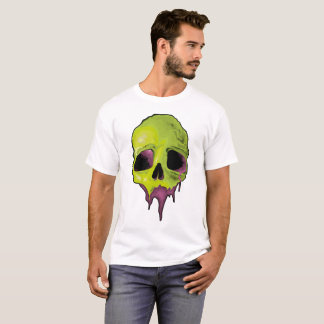Melting Skull Shirt