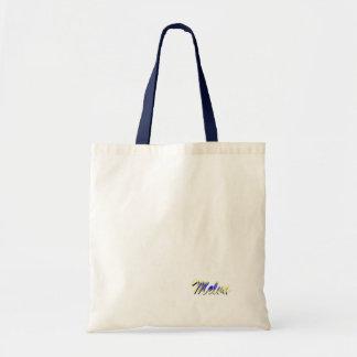 Melva's tote bag