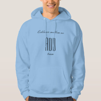 Member of ADD-team Hoodie