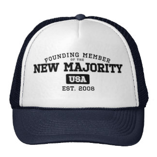 Member of the New Majority - Political Hat