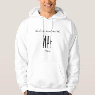 Member of the NPF-team Hooded Sweatshirts