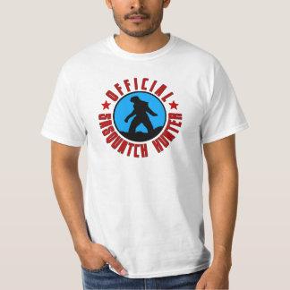 Member T-Shirt - Official Sasquatch Hunter!