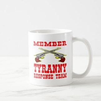 Member Tyranny Response Team Coffee Mugs
