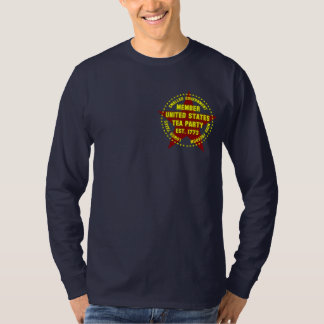 Member United States Tea Party T-Shirt