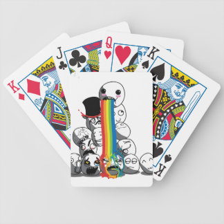 Meme faces play cards... customizable ! bicycle poker cards