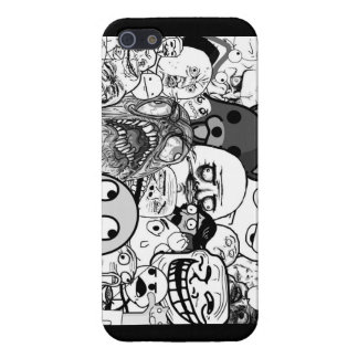 """""""Meme Madness"""" - iPhone 5 Glossy Case iPhone 5/5S Covers"""