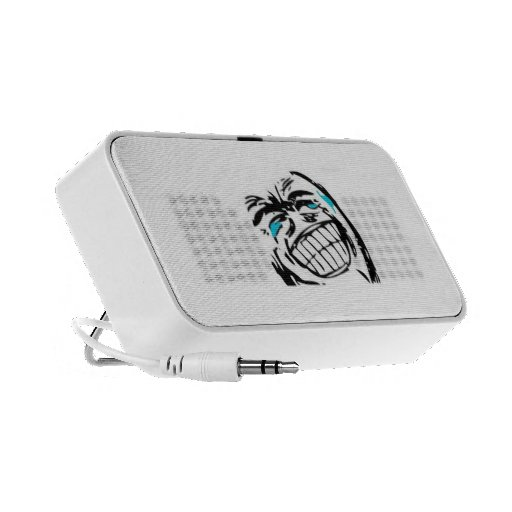 Meme Petty cash iPhone Portable Speakers