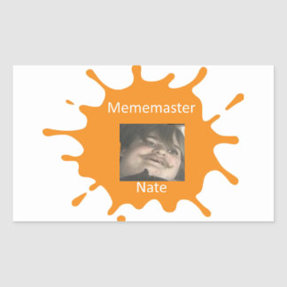 Mememaster Nick Sticker