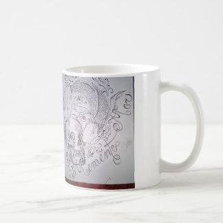 Memento Mori Coffee Mugs