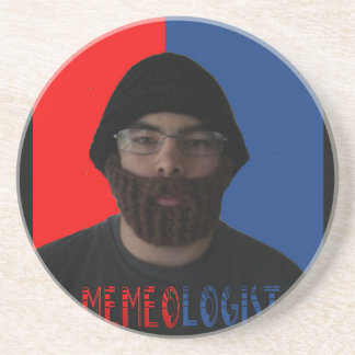 Memeologist Coaster