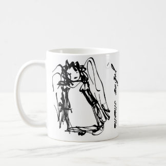 """Memo Angel"" Classic Mug"