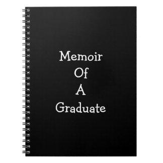 Memoir of a graduate notebook