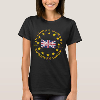 Memorial | BREXIT European Referendum T-Shirt