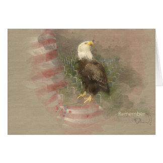 Memorial Day Card/Veterans Day Card
