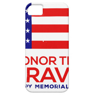 Memorial Day grunge Barely There iPhone 5 Case