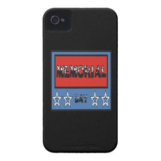 Memorial Day iPhone 4 Case
