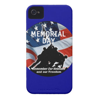 Memorial Day iPhone 4 Case-Mate Case
