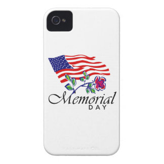 Memorial Day iPhone 4 Case-Mate Cases