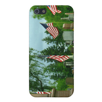 Memorial Day iPhone 5/5S Covers