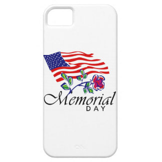 Memorial Day iPhone 5 Case