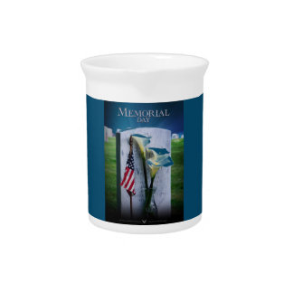 Memorial Day Pitcher