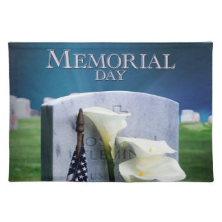 Memorial Day Placemat