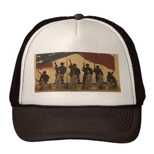 Memorial Day: Remember with Pride Cap