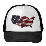 Memorial Day: Remember with Pride Trucker Hat