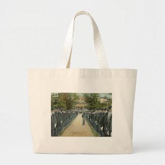 Memorial Day Review Jumbo Tote Bag