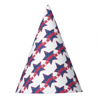 Memorial day - star party hat