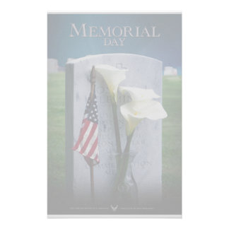 Memorial Day Stationery