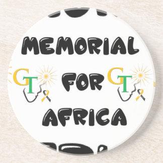 Memorial For Africa Accessories Coaster