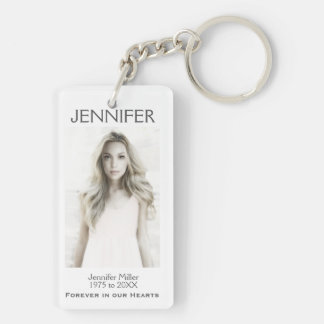 Memorial | Keepsake Key Ring