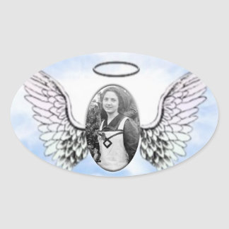 Memorial Sticker - Photo